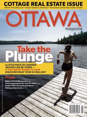 April/May 2009: Cottage Real Estate Issue
