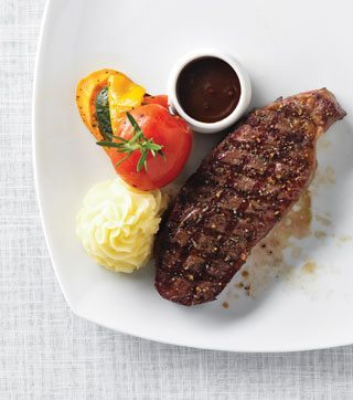 Top Three Places to go for Steak