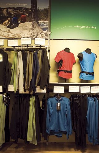 Shop Talk: Mountain Equipment Co-op