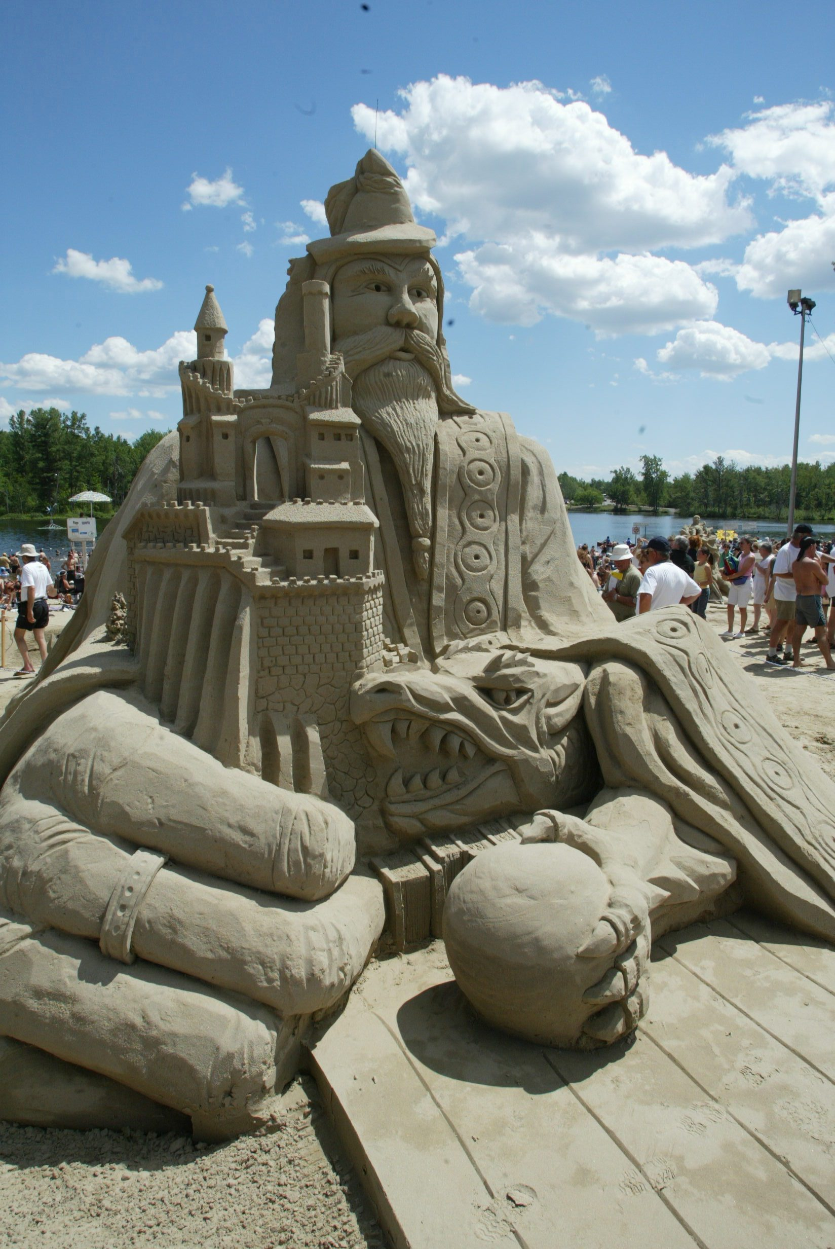 The Weekender: Gigantic sand castles, international babies, and four other ways to enjoy the long weekend