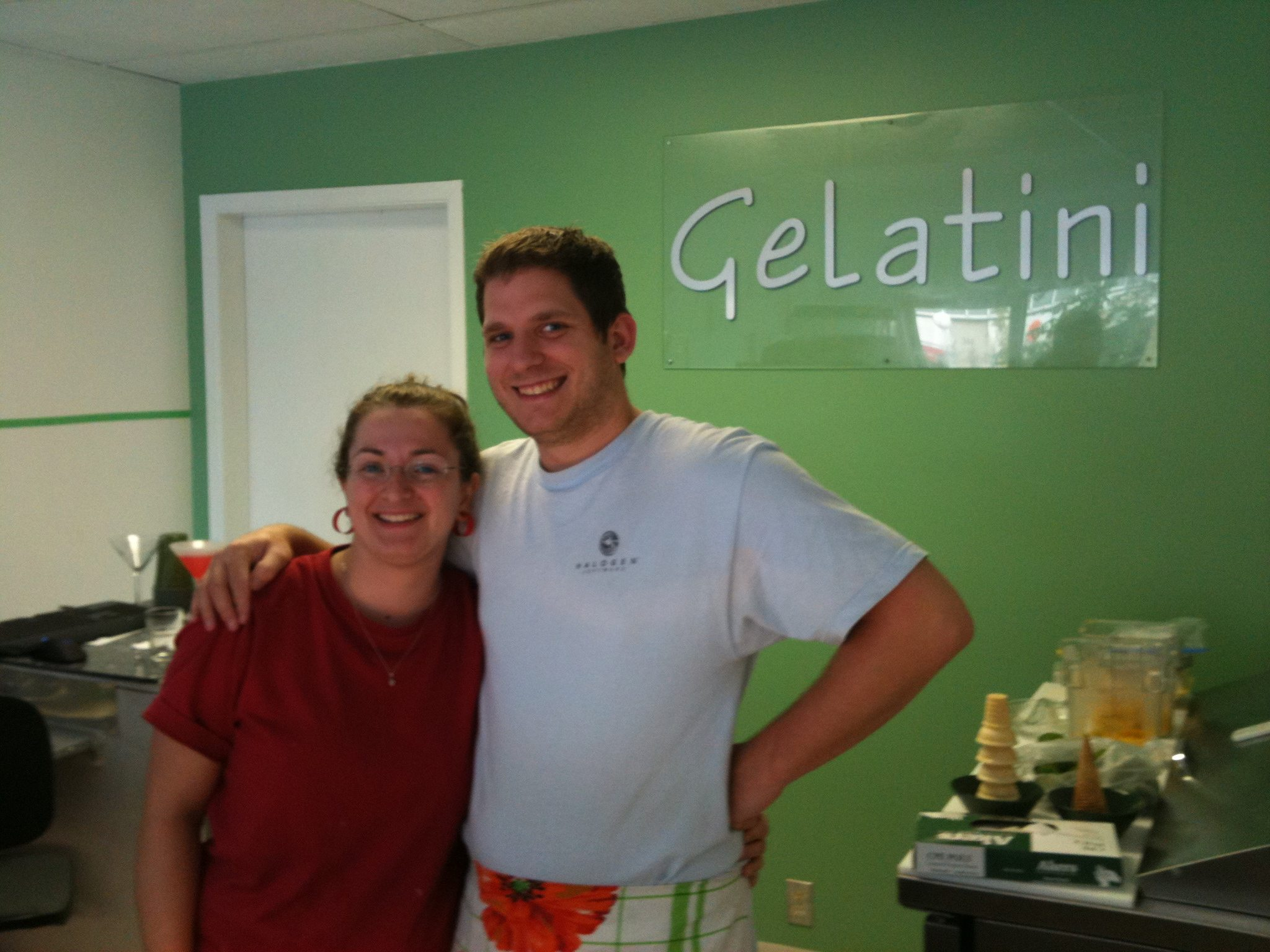Introducing: Gelatini Gelato, Little Italy's coolest new sweet spot