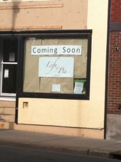 MOVING: Pie Lady packs up her rolling pin and moves to Bank Street