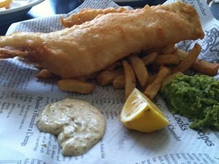 WEEKLY LUNCH PICK: Discover Le Resto's traditional British fish 'n' chips