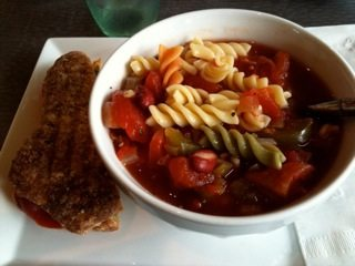 WEEKLY LUNCH PICK: Viva Loca offers simple home cooking inside the GCTC theatre lobby