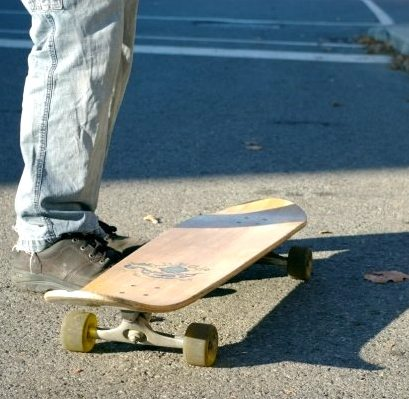 URBAN DECODER: I've heard you can be fined for skateboarding on roads.  I was wondering about longboarding — can I get in trouble even if I'm just using it as transportation?