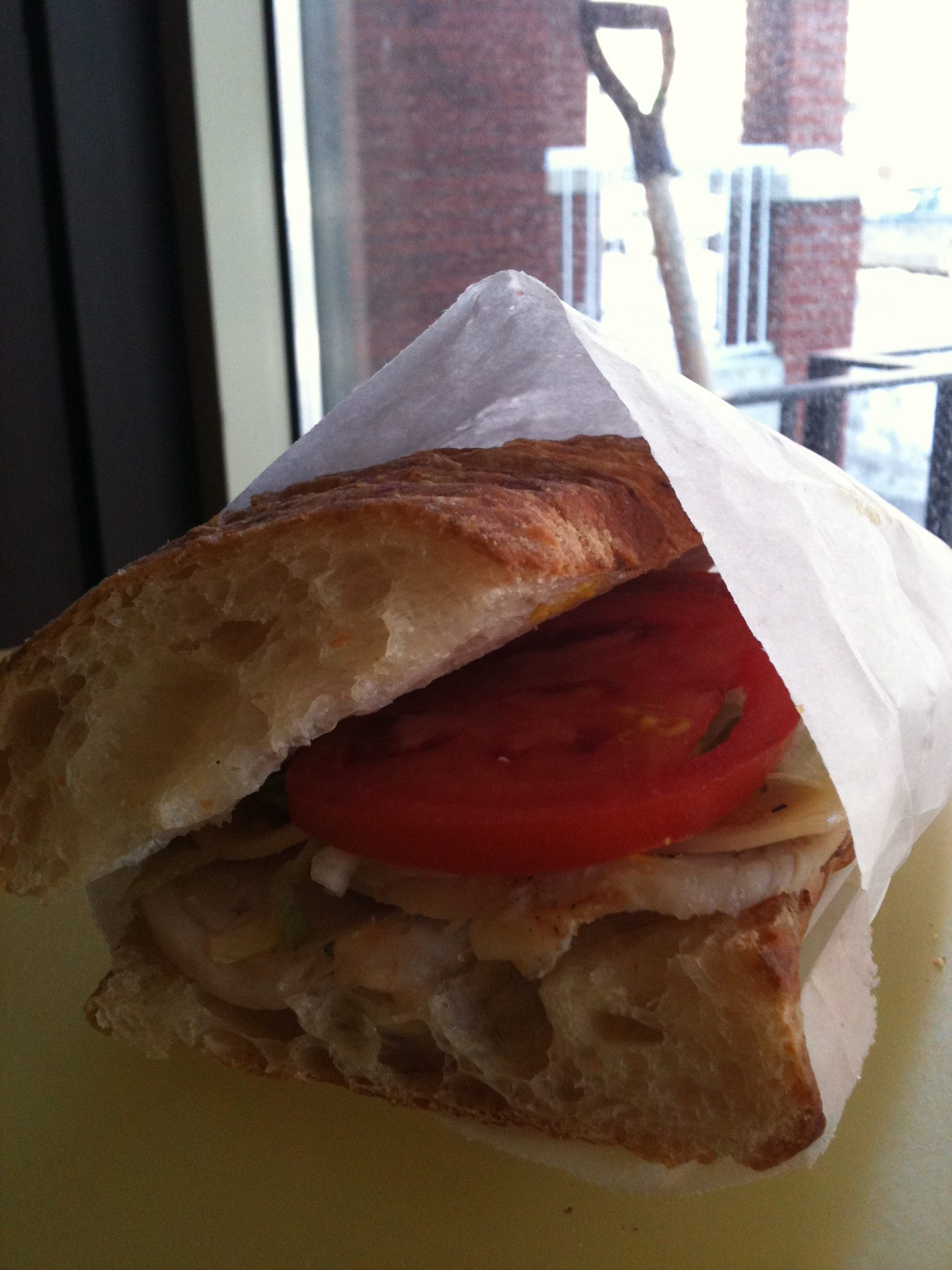 WEEKLY LUNCH PICK: Morning Owl serves up tasty pressed sandwiches — and a wicked java jolt