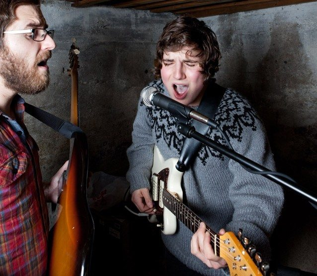 WEB EXCLUSIVE: Photographer Rémi Thériault blogs about shooting Ottawa bands Prescott and Sound of Lions