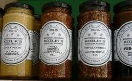 IN THE NEWS: Kozlik's triple-crunch mustard is a flavour to savour in the new year