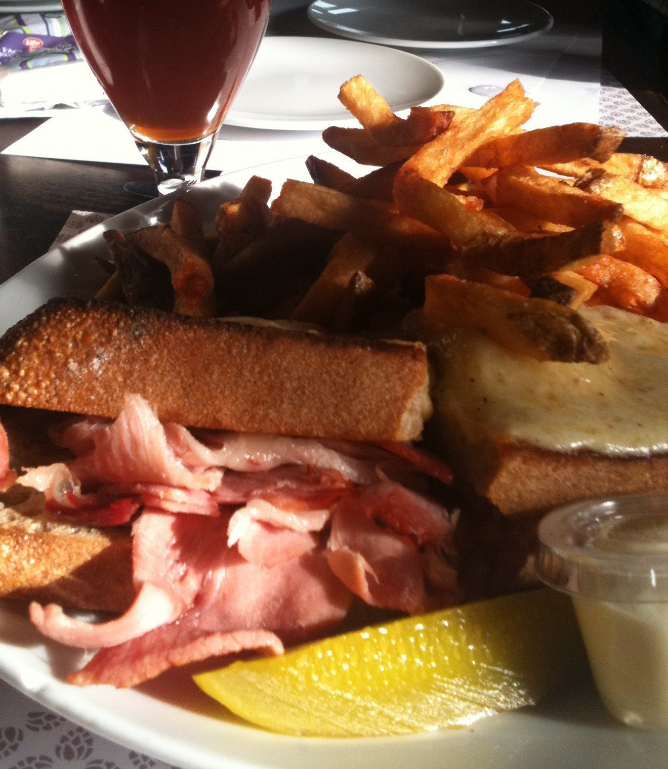 WEEKLY LUNCH PICK: BDT makes croque monsieur feel like a Quebec invention