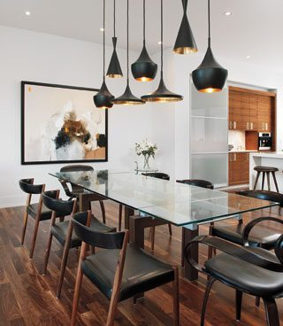 HOMES: Ottawa's VoK Design Group given carte blanche to design this dream kitchen on the canal