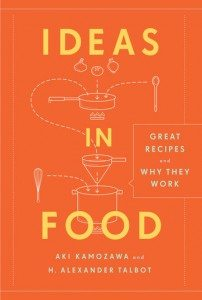 APRONS & ICONS: Atelier's Chef Marc Lepine hosts Ideas in Food authors