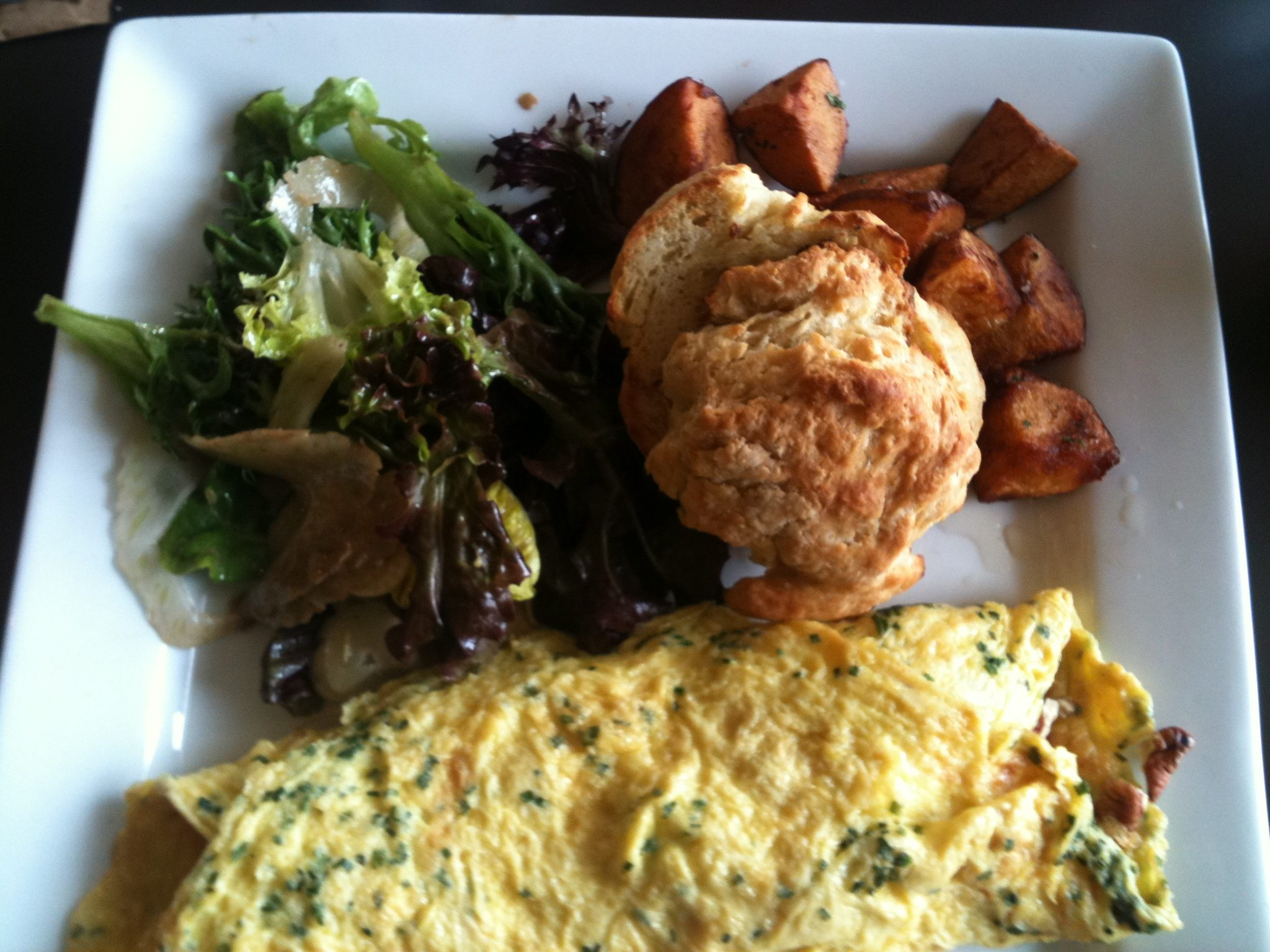 WEEKLY LUNCH PICK: Breakfast for lunch at Jak's Kitchen