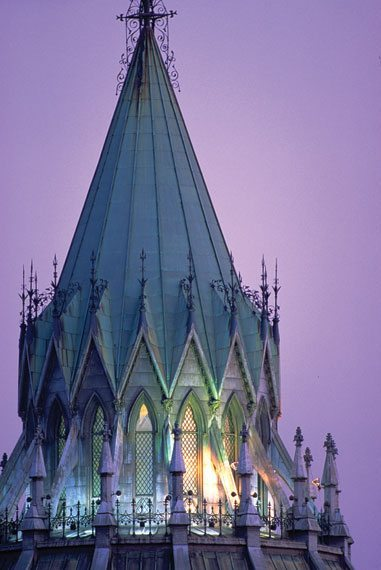 REASON TO LOVE OTTAWA #18: Because being a capital has its architectural privileges