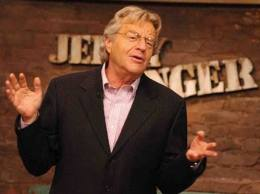 ELECTION CHATTER (DAY 27): Comparing the election campaign to quality television (in this case, an episode of Jerry Springer