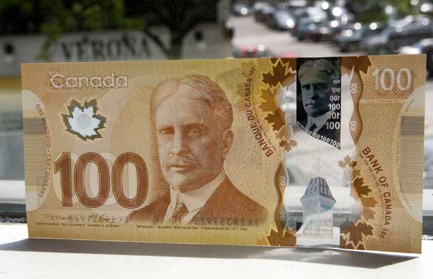 POLITICS CHATTER: So how 'bout them new $100 bills?