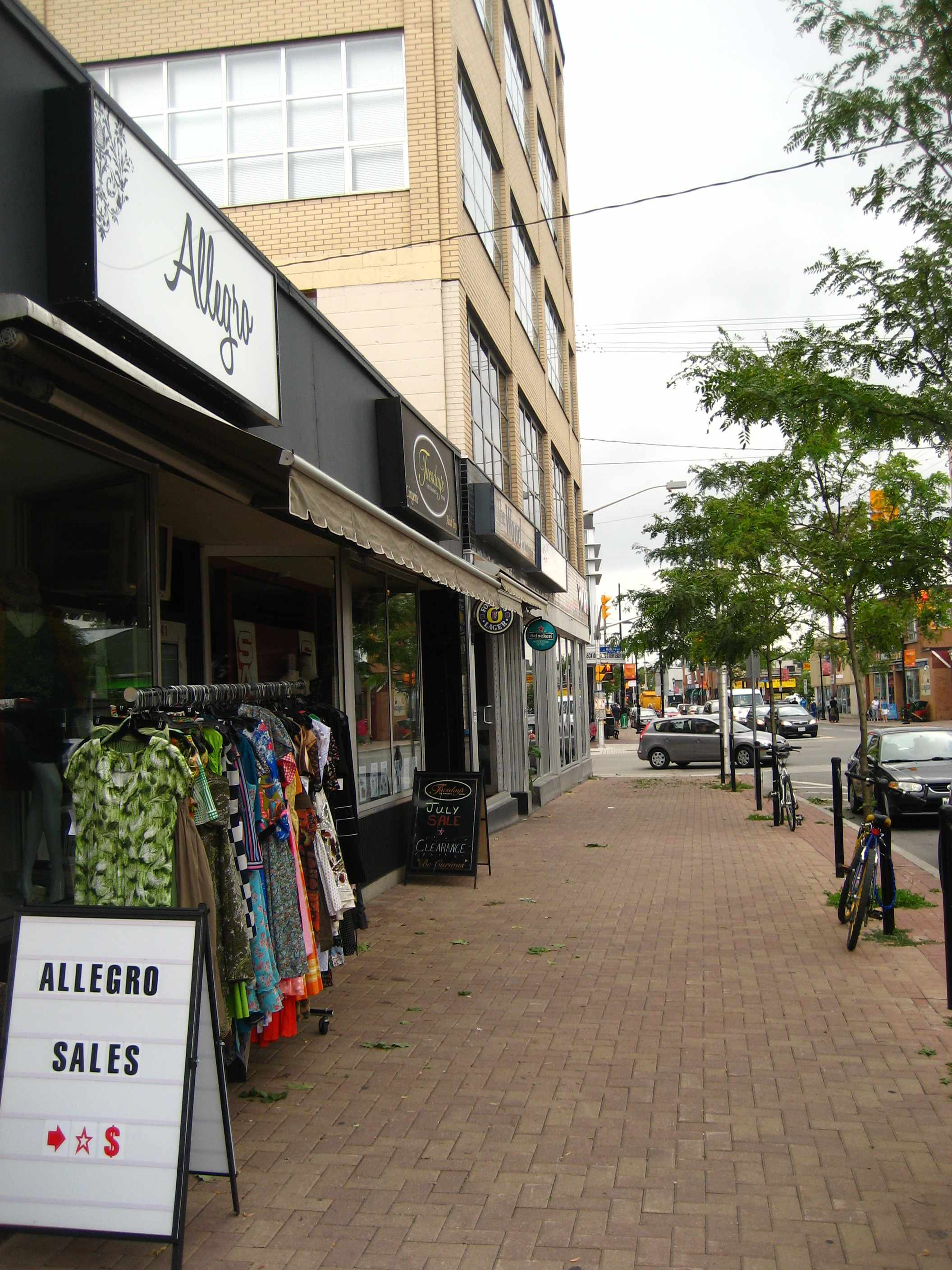 SHOP TALK: Check out Allegro's Wellington West location for summer dresses