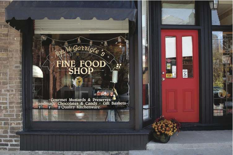 Rosie Yumski's, Mrs. McGarrigle's, and other top rural markets