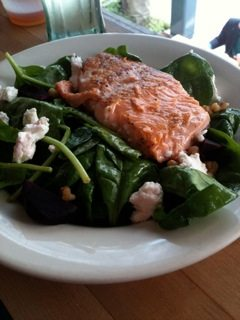WEEKLY LUNCH PICK:  Grounded Kitchen & Coffeehouse is a funky urban oasis