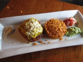 WEEKLY LUNCH PICK: Gluten-free, vegan Mexican-style sope from Zen Kitchen