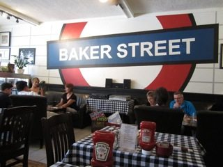 WEEKLY LUNCH PICK: Baker Street Café, home of the huge cinnamon buns