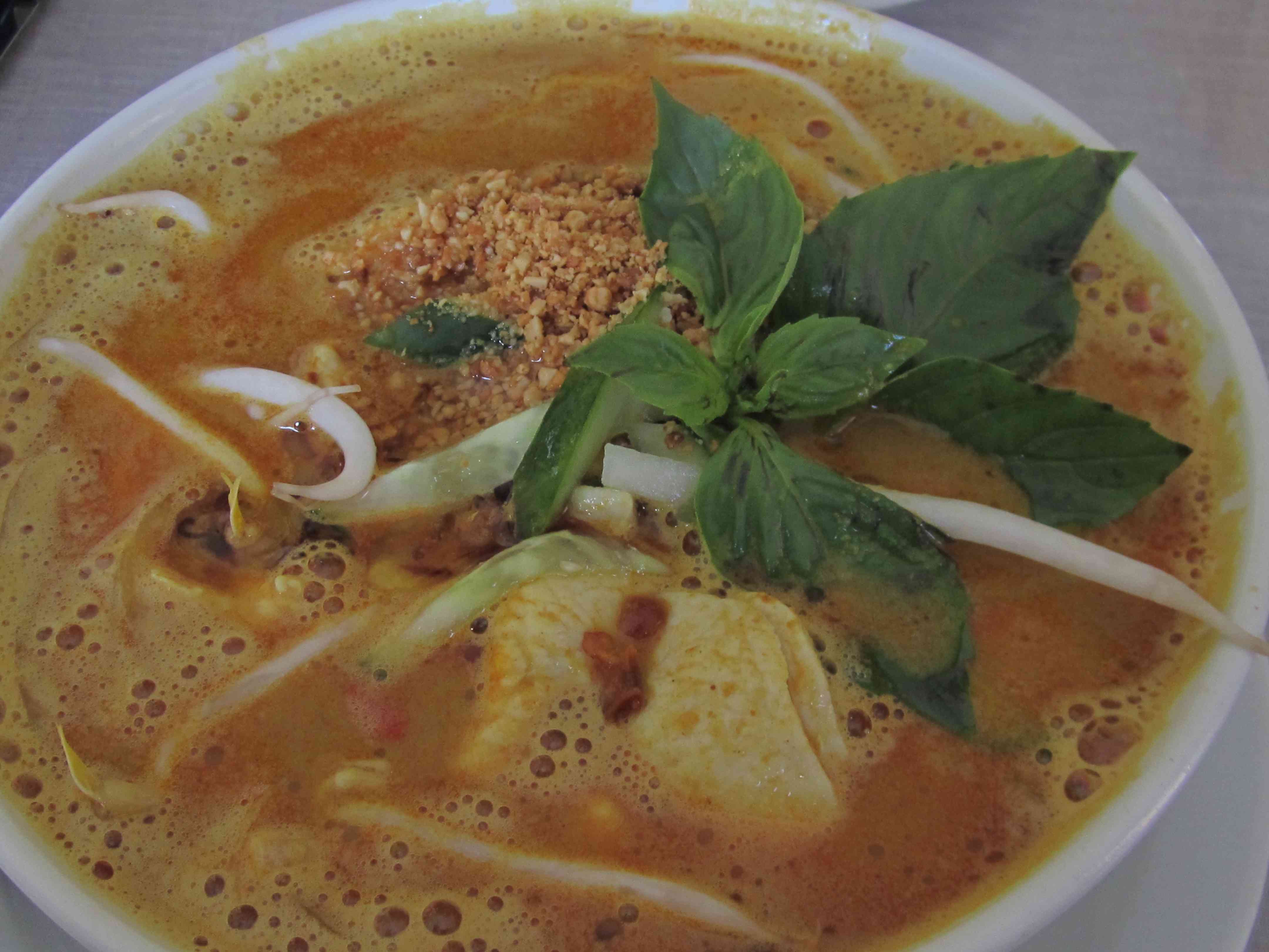 WEEKLY LUNCH PICK: Fuschian's spicy noodle soups are a cut above the competition