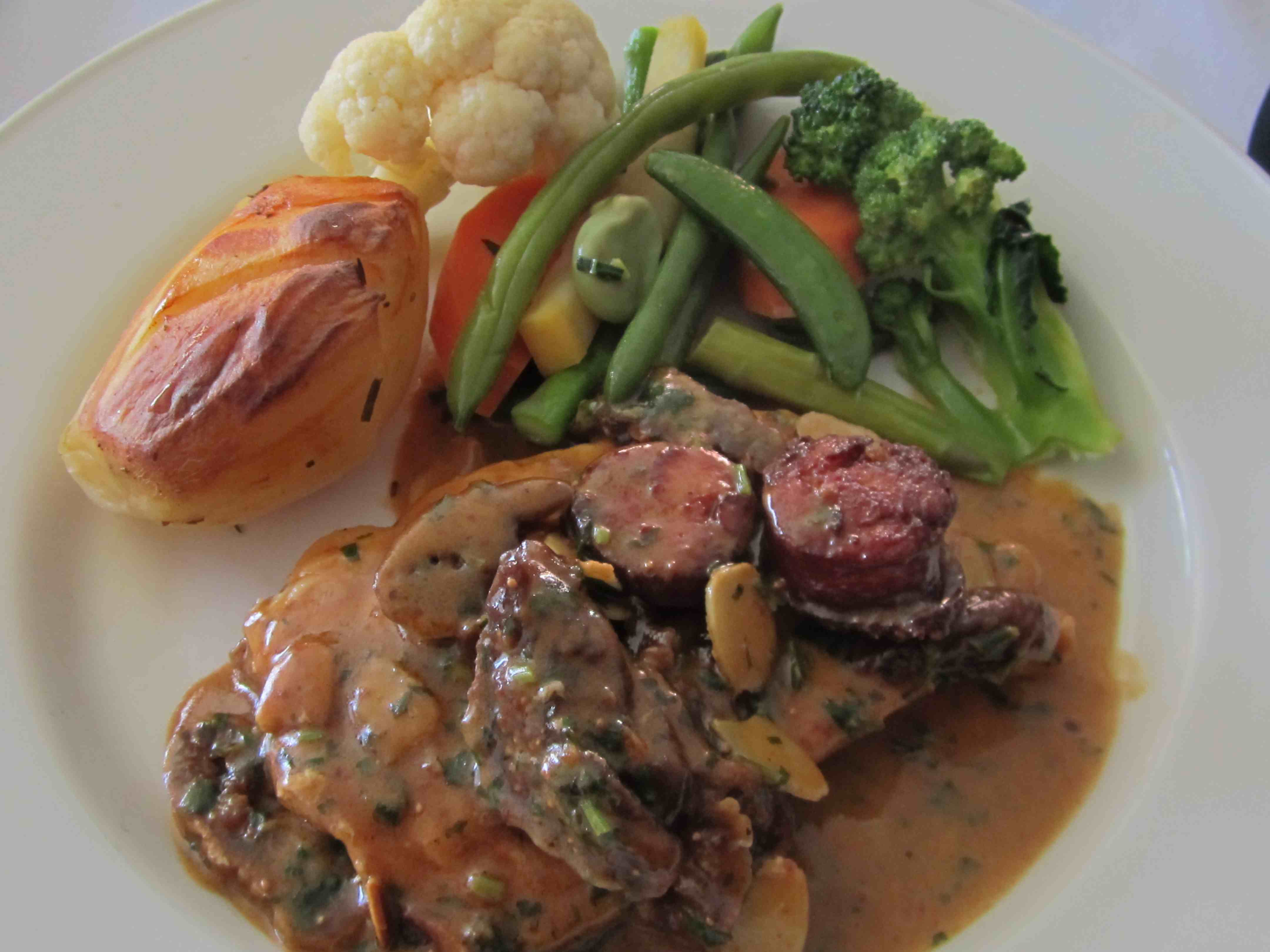 WEEKLY LUNCH PICK: Warm up with a hearty Portuguese lunch at Cafe Spiga