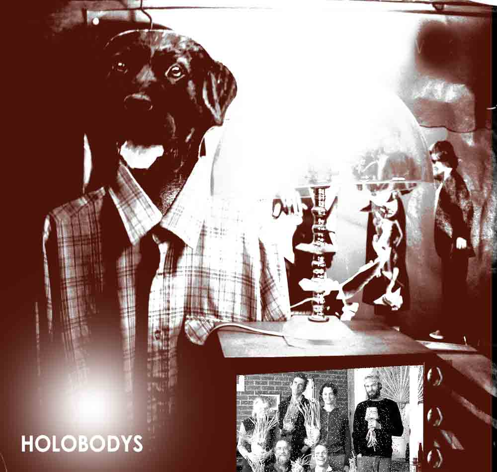 WEB EXCLUSIVE: Holobodys bring musical fugues and chaos to the Black Sheep