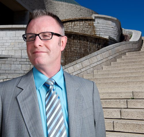 PROFILE: Talking plans with Canadian Museum of Civilization CEO Mark O'Neill