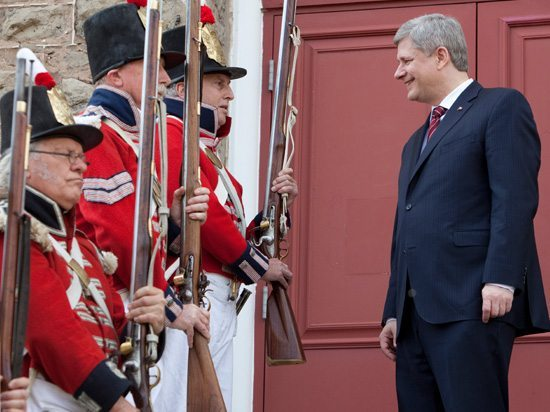 POLITICS CHATTER: On playing pretend with the War of 1812