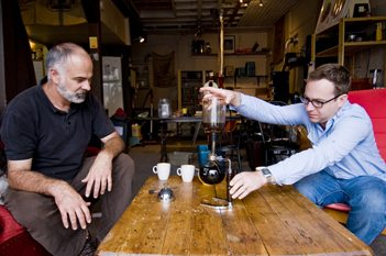 HIDDEN OTTAWA: Happy Goat Coffee Company takes it back to the grind