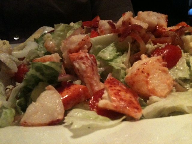 WEEKLY LUNCH PICK: Shore Club's lobster Cobb salad