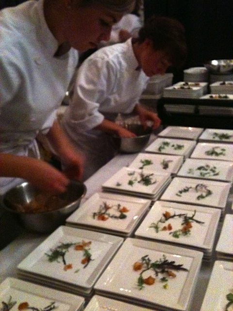 IN DIGESTION: Top food trends spotted at Gold Medal Plates 2011