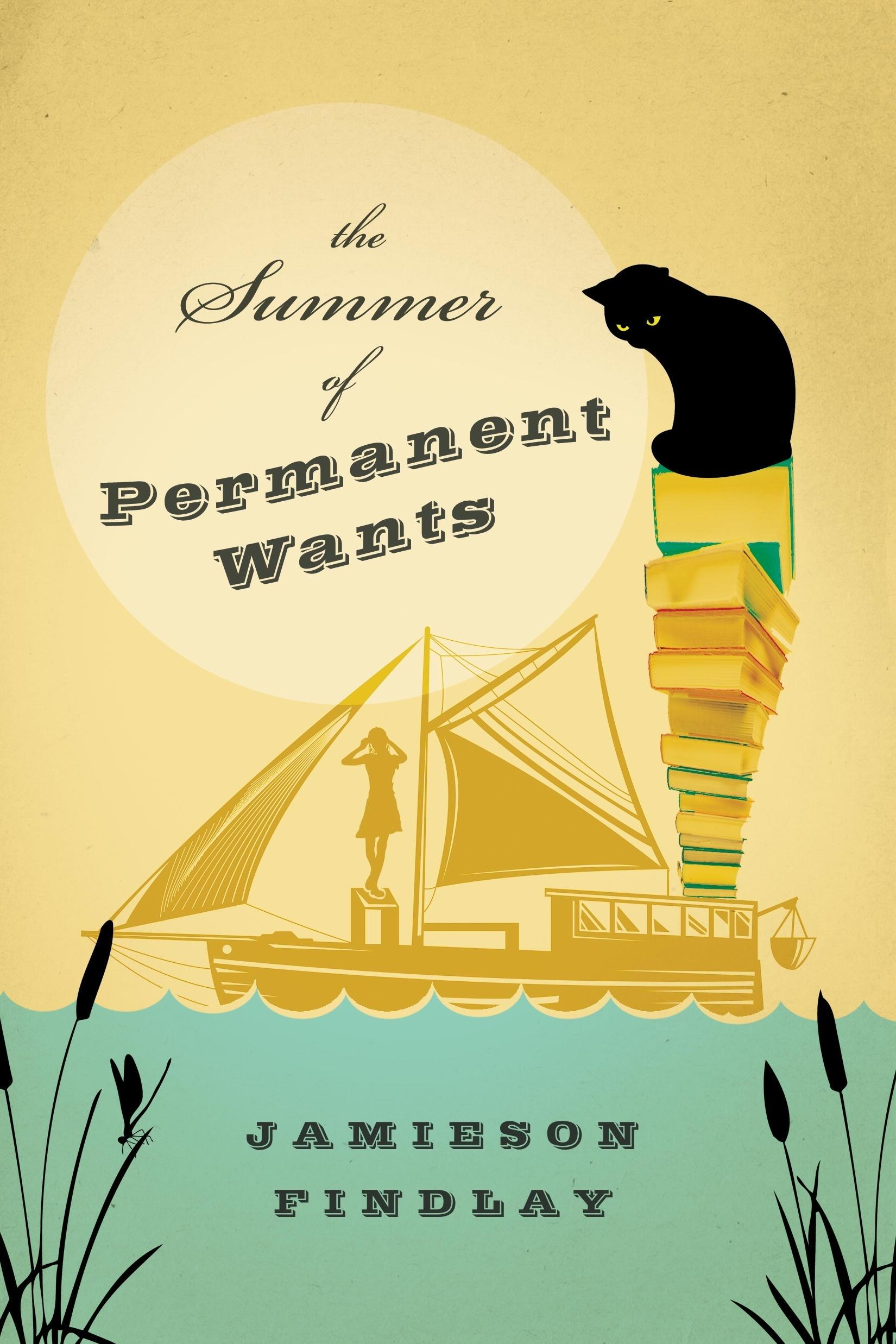 BOOK NEWS: Author Jamieson Findlay on the mystical The Summer of Permanent Wants
