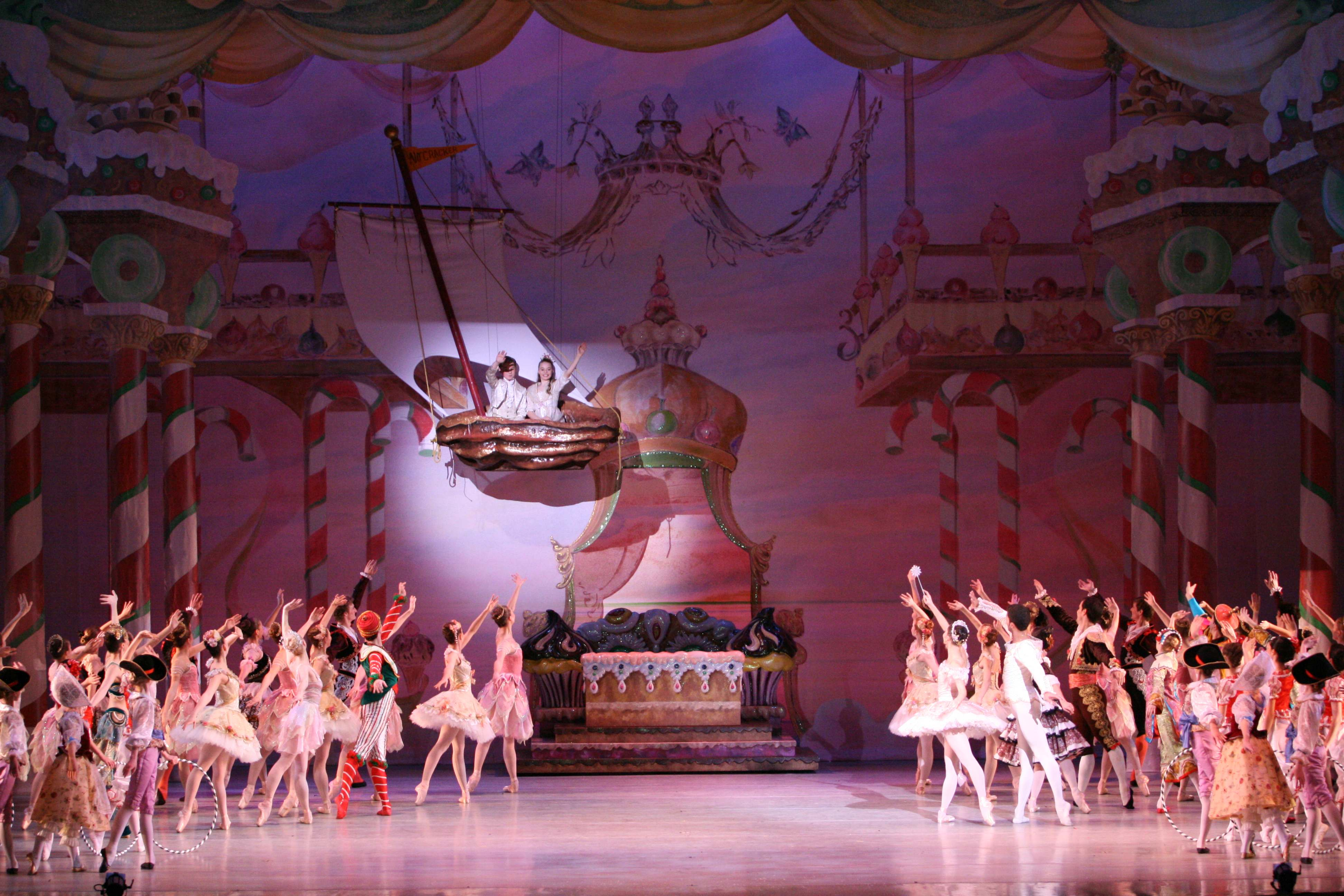 THE WEEKENDER: Christmas crafts, holiday shopping, The Nutcracker, plus Hackfest and poetry for the first weekend of December
