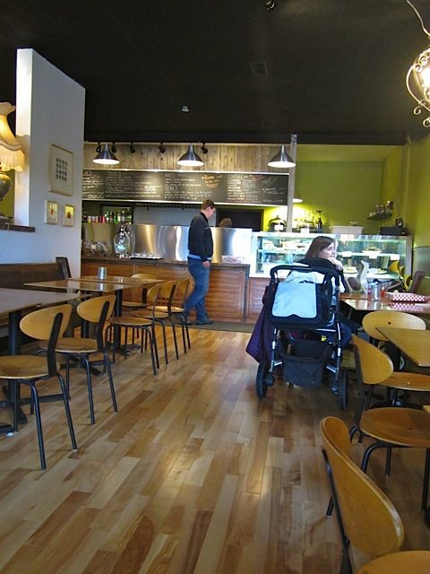 WEEKLY LUNCH PICK: In-house smoked chicken panini at Pressed, the new West Centretown café
