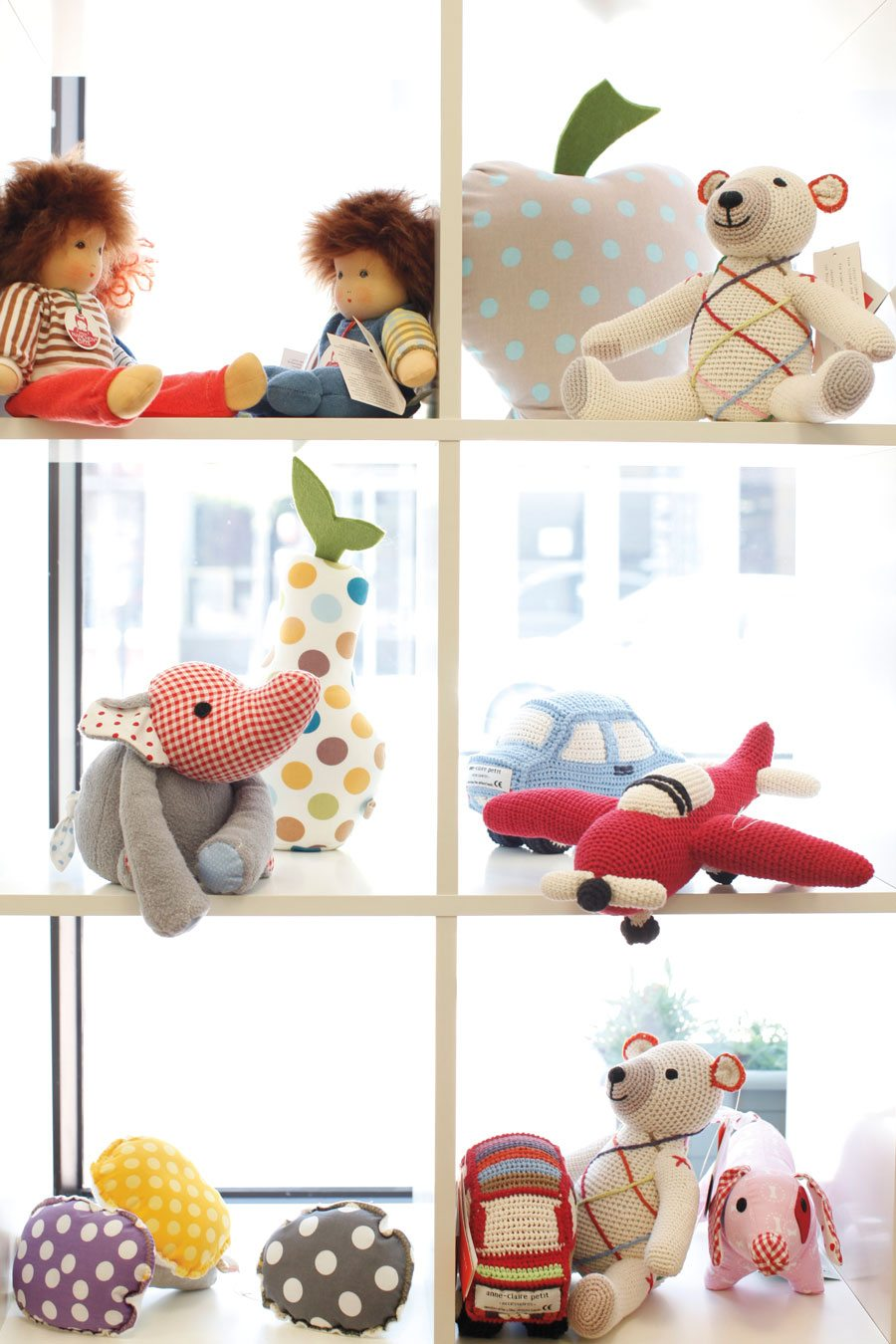 SHOP TALK: Peek-a-boo Natural Toys & Accessories
