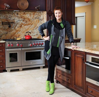"""FROM THE PRINT EDITION: """"My Look"""" with Caroline Castrucci"""