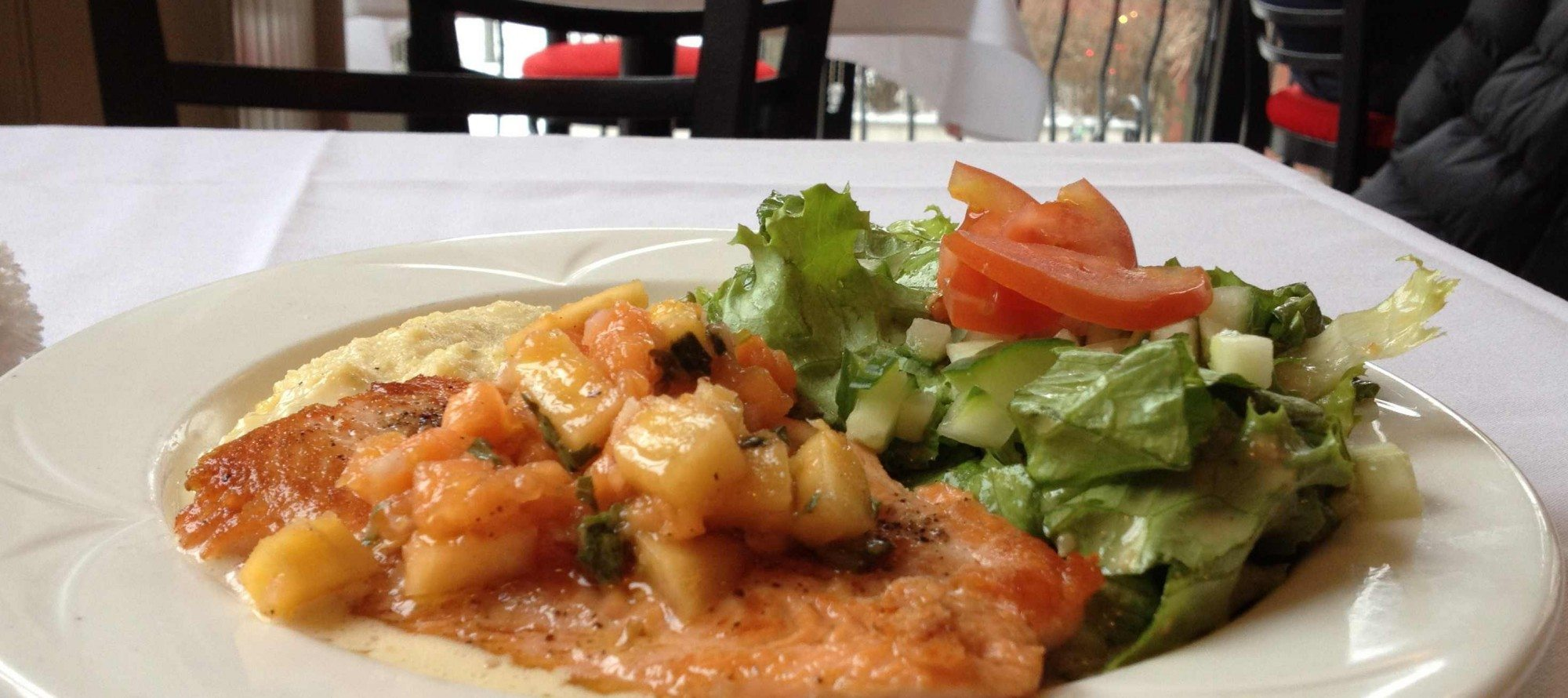 WEEKLY LUNCH PICK: Discovering fine French fare (and great lunch deals) at Gy Resto in Hull