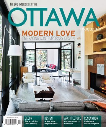 FEBRUARY/MARCH 2012: The Interiors Issue