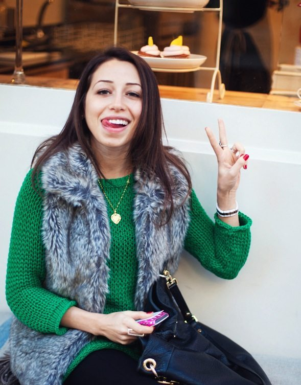 GUEST POST: D e g a i n e brings winter style inspiration from London, Barcelona