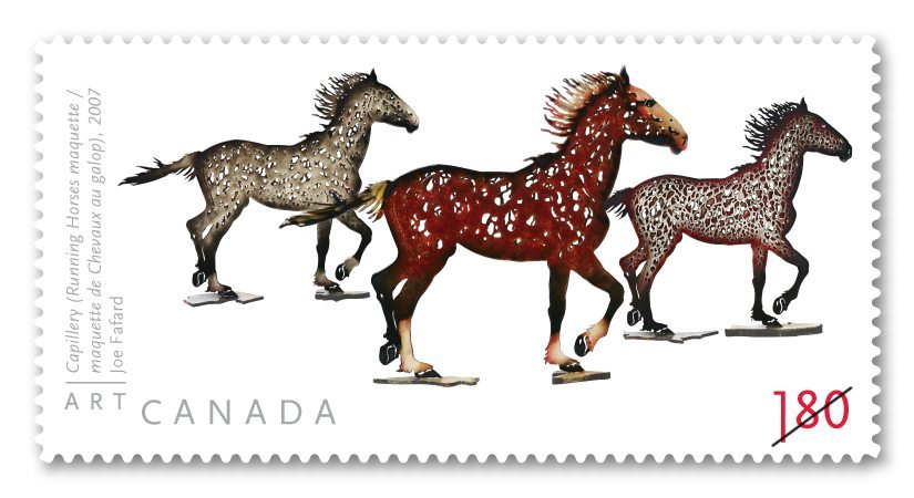MINI MASTERPIECE: New postage stamp honours an Ottawa landmark