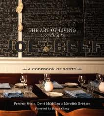 CITY BITES LIVE: The Art of Living according to Joe Beef (a dinner party of sorts) Feb. 27, 6-9 pm