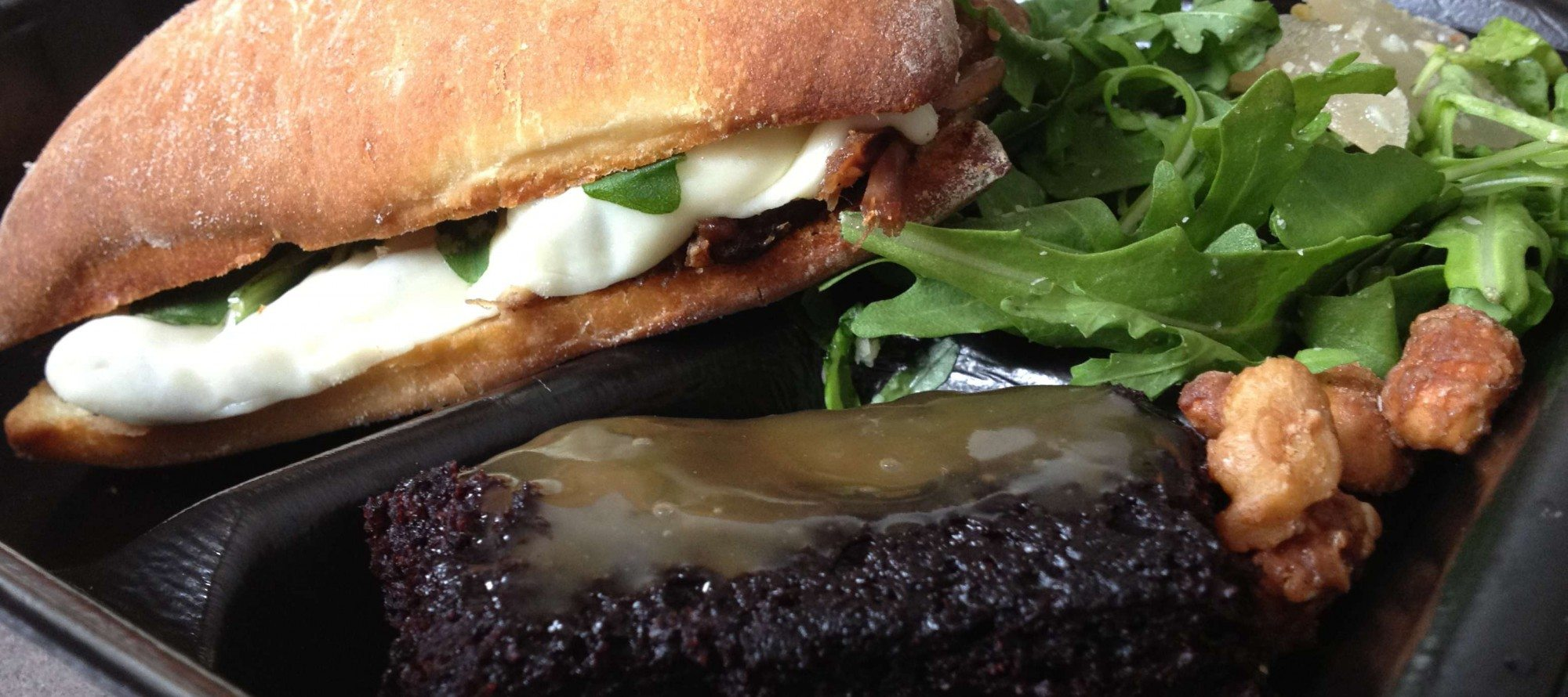 WEEKLY LUNCH PICK: A decadent boxed lunch from Juniper