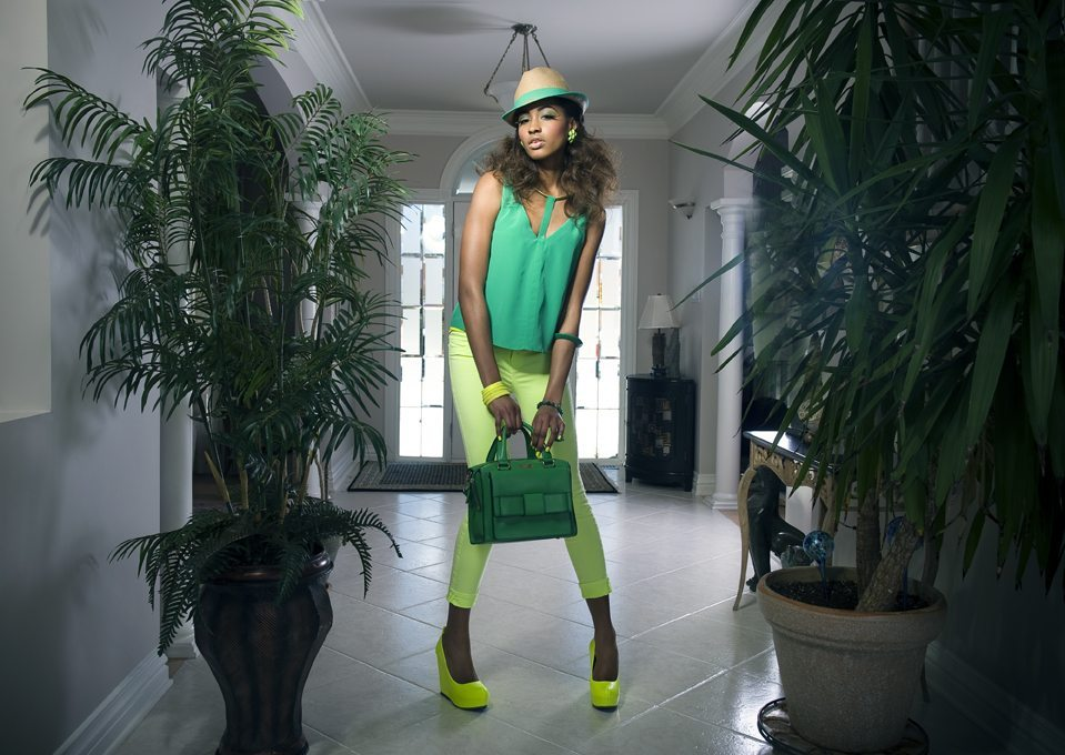 TREND SPOTTING: Spring brights with Erica Wark