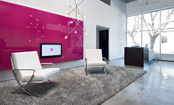AN OFFICE WE LOVE: Design firm 4té gets the whole office to contribute to its 2009 reno
