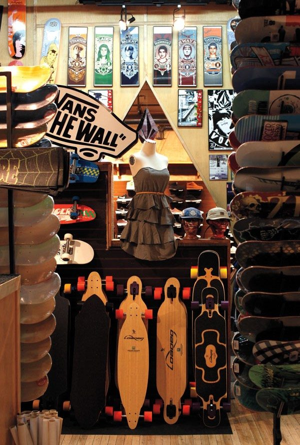 STORE PROFILE: Lace up in style at Top of the World