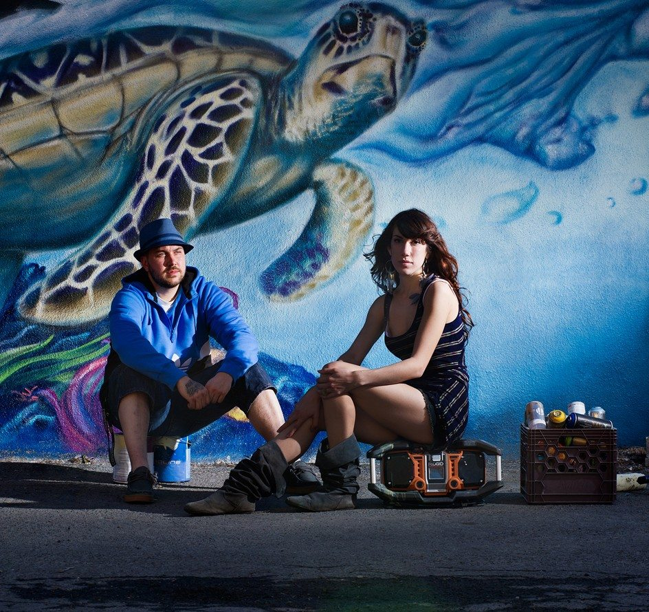 GRAFFITI (IN ITS OWN WORDS): A Q&A with the lead artists behind Ottawa Urban Arts