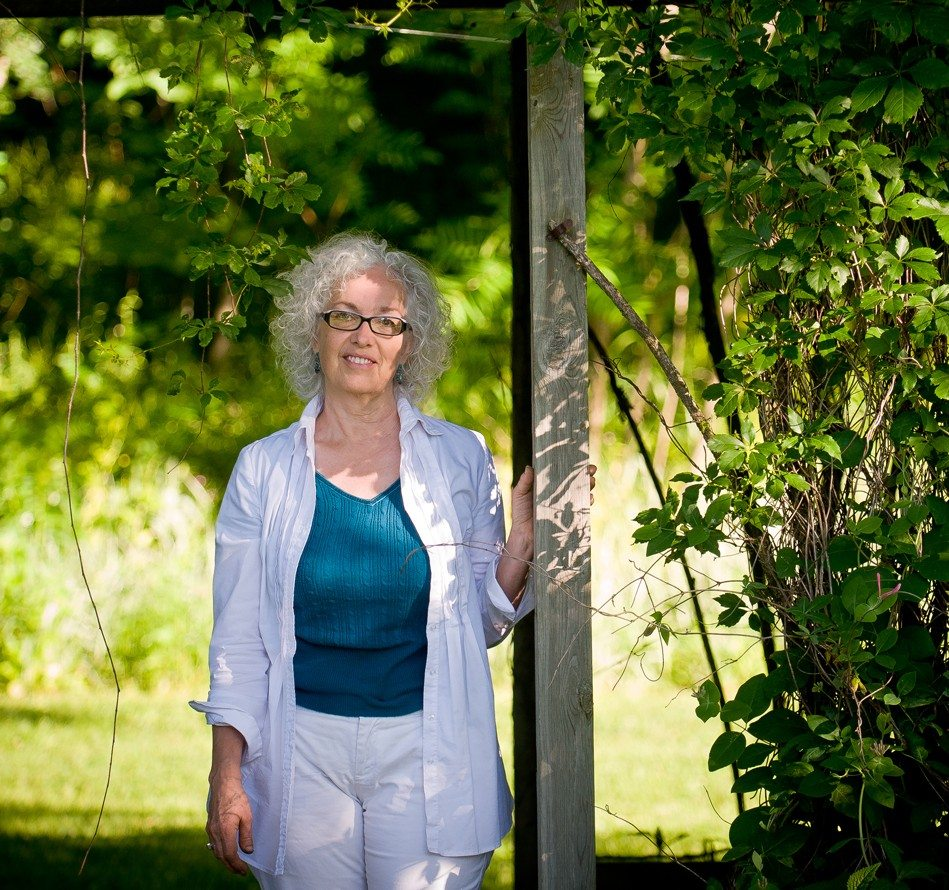 IN HONOUR OF SPRING: An interview with philosopher/gardener Merilyn Simonds, author of A New Leaf