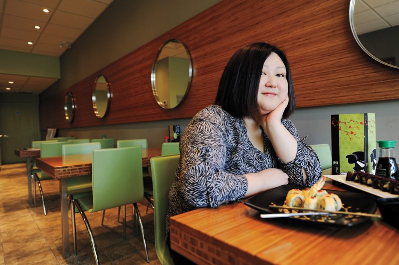 SPOTLIGHT: Owner/chef Sue Jung offers up Korean- and Japanese-inspired treats on Beechwood