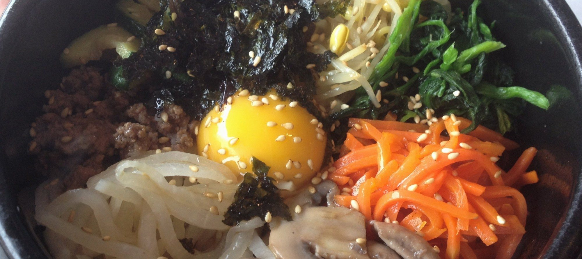 WEEKLY LUNCH PICK: Get initiated into Korea's famous dish — a colourful bowl of bibimbap at Le Kim Chi